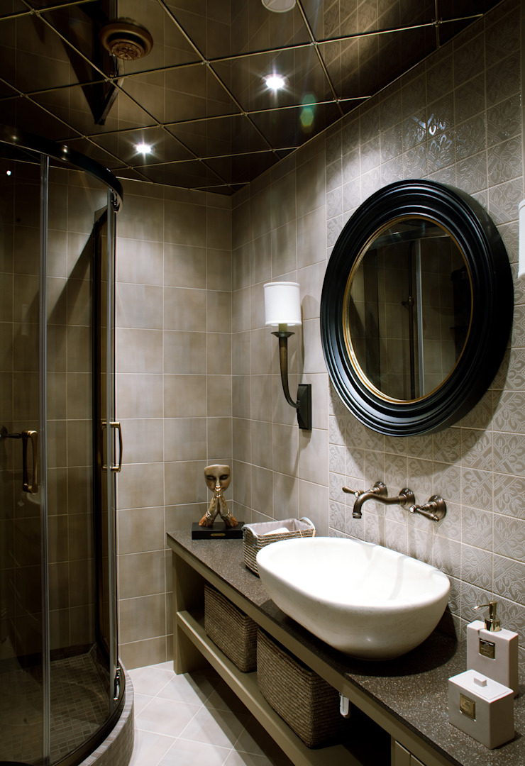 Жилая классика Ванная в классическом стиле от VVDesign Классический