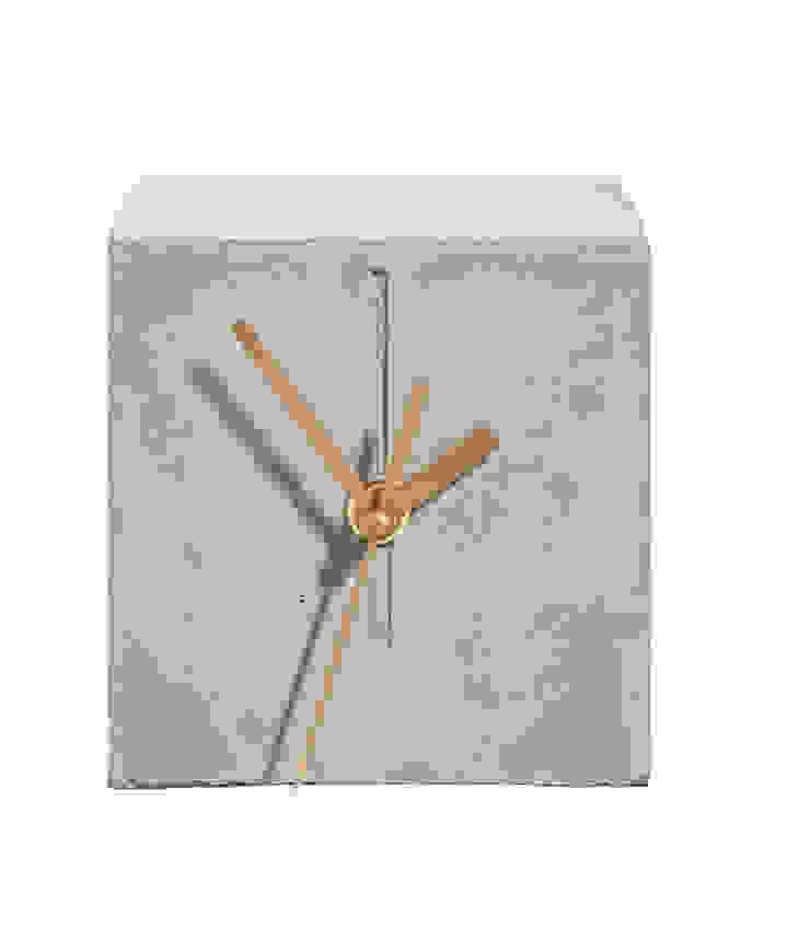 zegar CHRONEK od Natural Born Design Industrialny