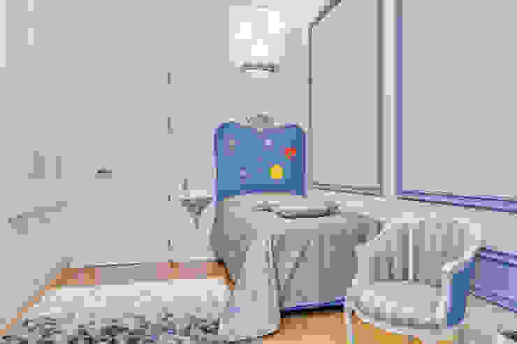 Квартира в жилом комплексе <q>Парадный квартал</q> Детская комнатa в классическом стиле от Be In Art Классический