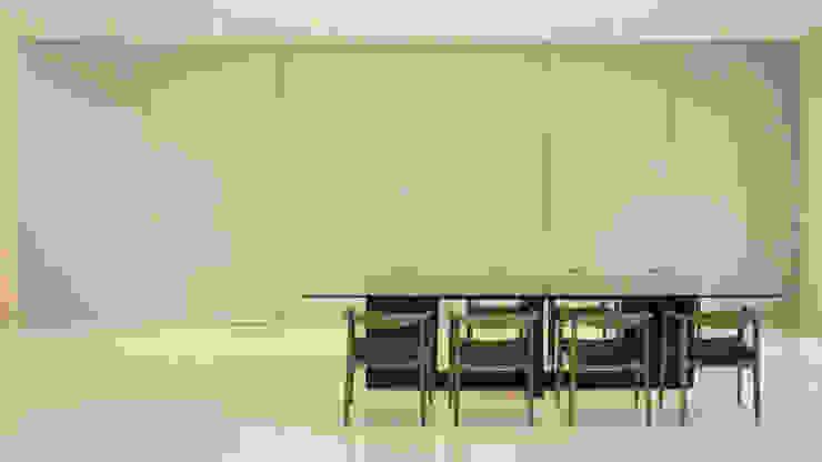 CASA ESTÂNCIAS DO HIBISCO Salas de jantar modernas por Mutabile Arquitetura Moderno