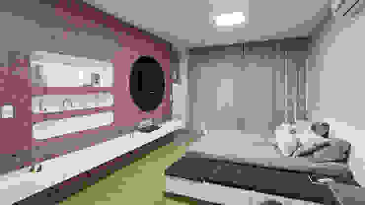 Modern Bedroom by Mutabile Arquitetura Modern
