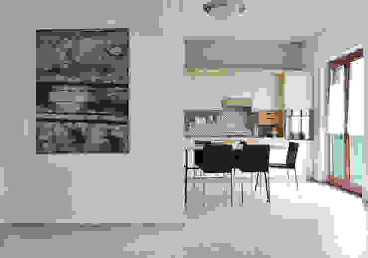 Arch. Roberto Mallardo Cocinas de estilo moderno