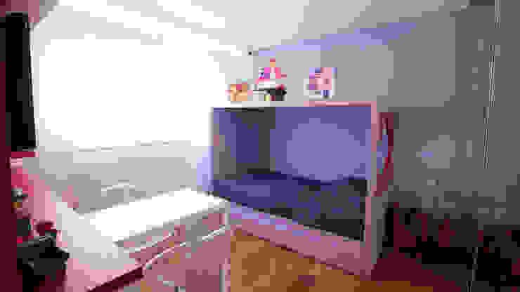 APARTAMENTO SAVASSI Quarto infantil moderno por Mutabile Arquitetura Moderno