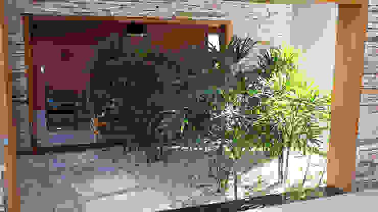 CASA CANYONS DO LAGO Jardins de inverno rústicos por Mutabile Arquitetura Rústico