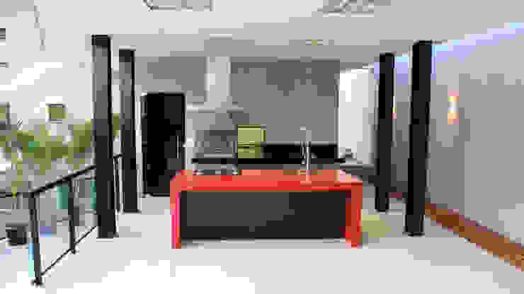 Кухня в стиле модерн от Mutabile Arquitetura Модерн