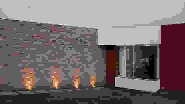 CASA CANYONS DO LAGO Casas rústicas por Mutabile Arquitetura Rústico