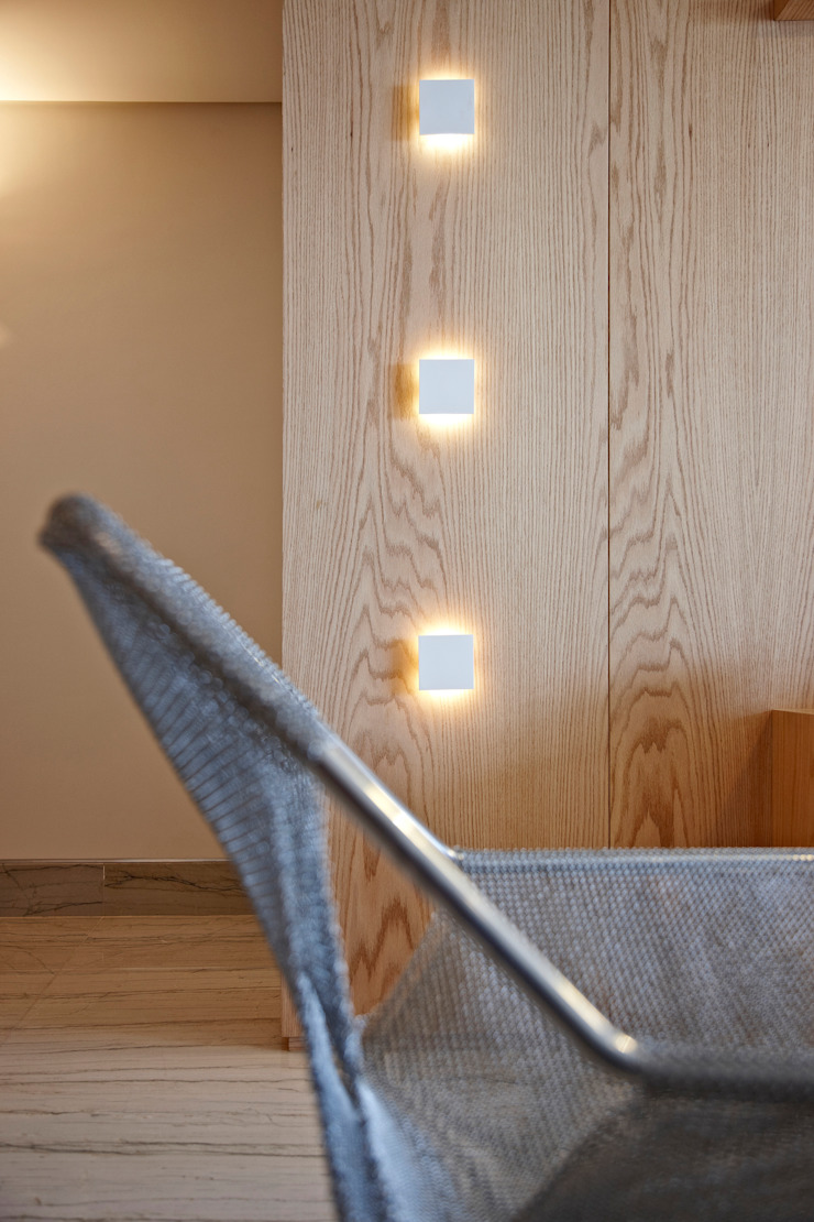 Apartamento Prainha por Coutinho+Vilela Moderno