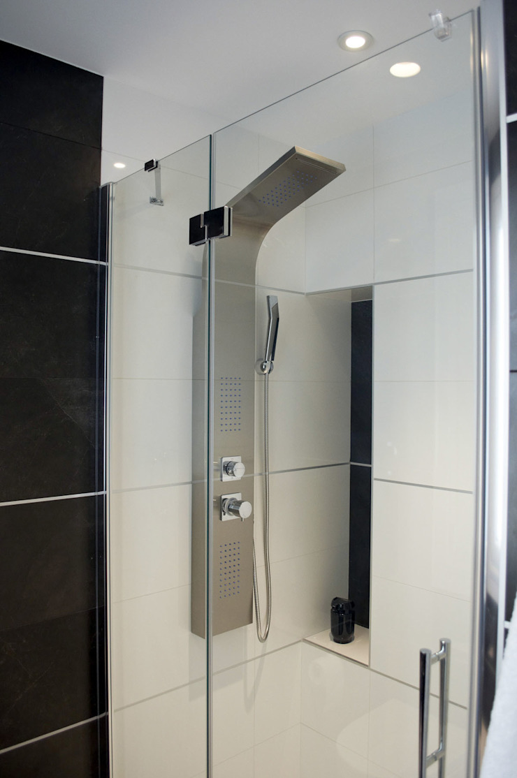 Baños de estilo moderno de Intra Arquitectos Moderno