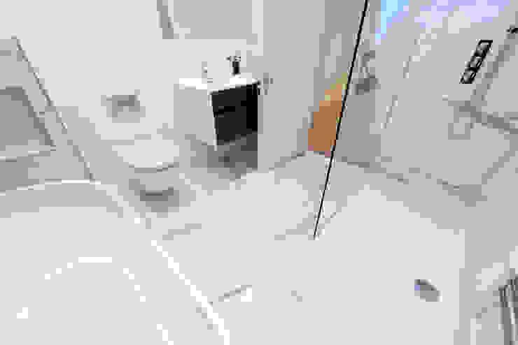 Roland Gardens BTL Property LTD Modern bathroom