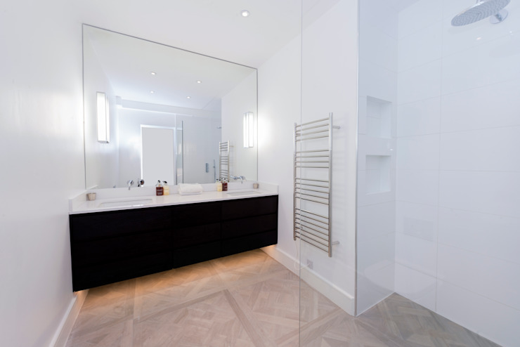 Roland Gardens BTL Property LTD Minimalist bathroom