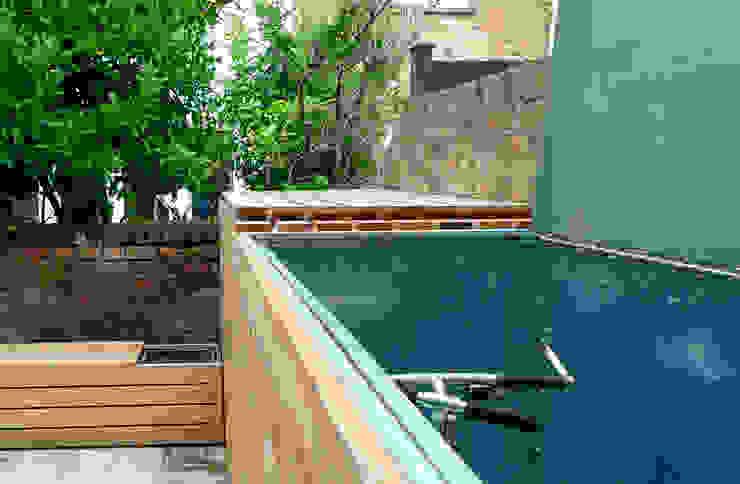 Cycle storage wayne maxwell Moderne tuinen