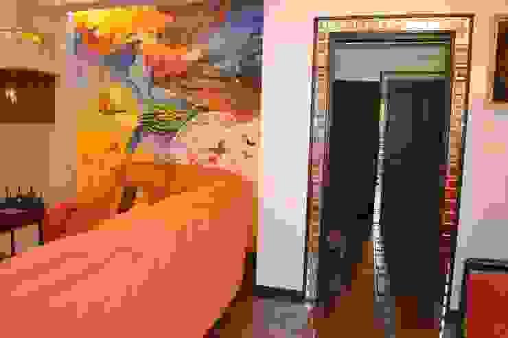 Интерьер Гостиная в стиле модерн от Студия дизайна Натали Хованской Модерн