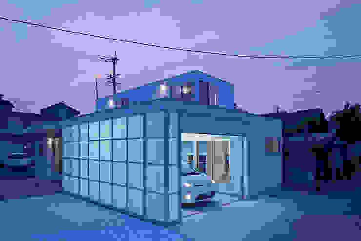 Rumah Modern Oleh MASAAKI TAKAHASHI architects Modern