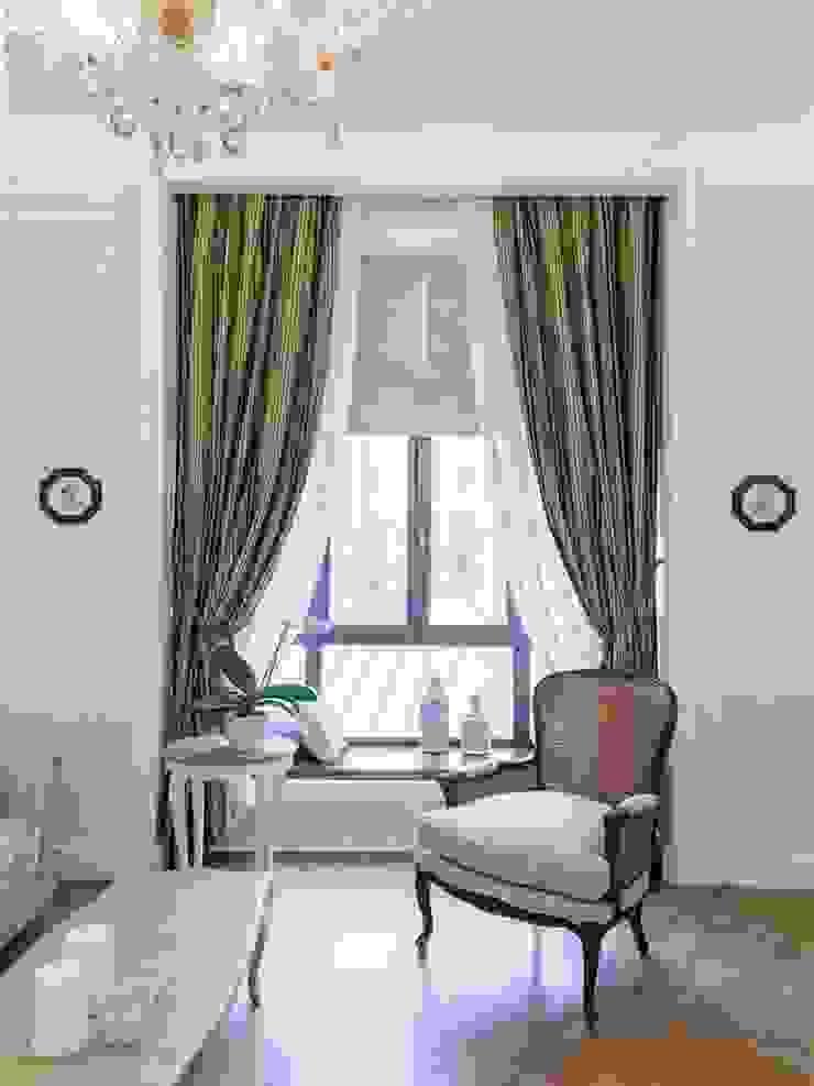 Гостиная Гостиная в классическом стиле от ELENA BELORYBKINA Классический