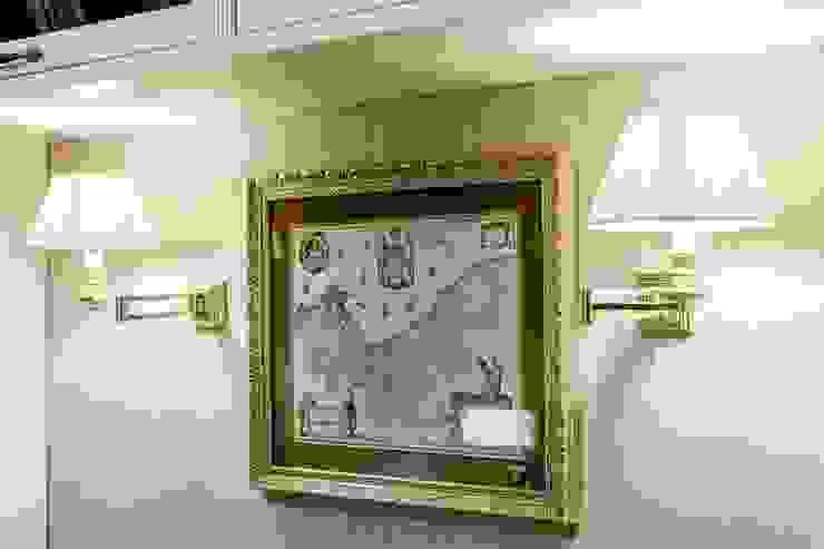 Кабинет Рабочий кабинет в классическом стиле от ELENA BELORYBKINA Классический