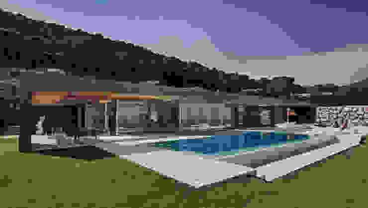 根據 MANO Arquitectura 簡約風
