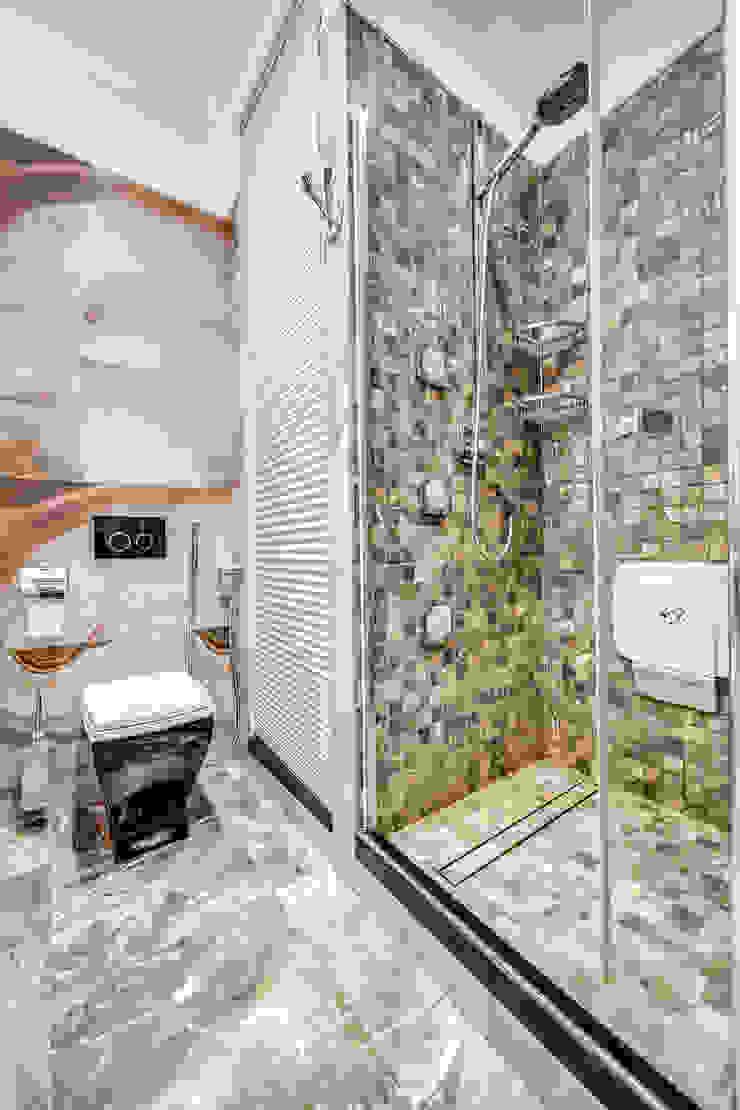 Квартира на Среднем проспекте Васильевского острова Ванная комната в эклектичном стиле от Be In Art Эклектичный