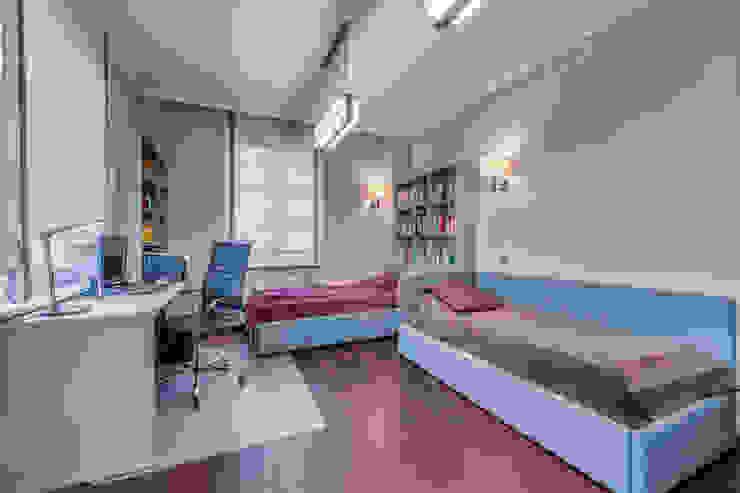 Квартира на Среднем проспекте Васильевского острова Детские комната в эклектичном стиле от Be In Art Эклектичный