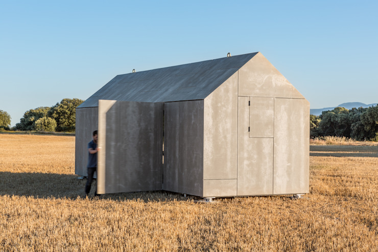 CASA TRANSPORTABLE ÁPH80 by ÁBATON Arquitectura Country