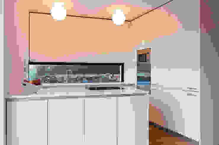Vivienda Ortigal Bajo Cocinas de estilo minimalista de Alicia Toledo Minimalista