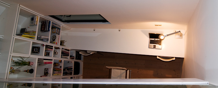 Vivienda Ortigal Bajo Salones de estilo minimalista de Alicia Toledo Minimalista