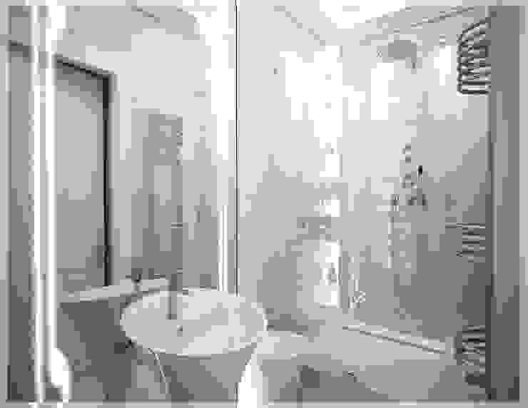 Роскошный Ар-деко Ванная в классическом стиле от премиум интериум Классический