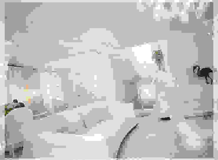 Роскошный Ар-деко Гостиная в стиле модерн от премиум интериум Модерн