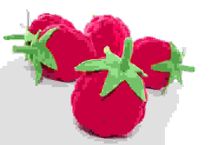 Pracownia Projektowa Pink Frog Nursery/kid's roomAccessories & decoration