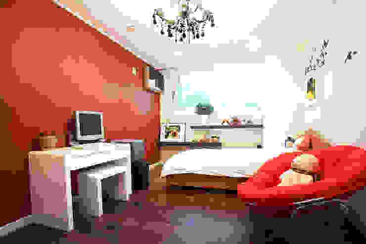 Modern style bedroom by Hauan Modern