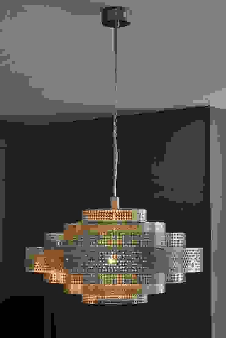 Shanghai Nowoczesna jadalnia od Archerlamps - Lighting & Furniture Nowoczesny