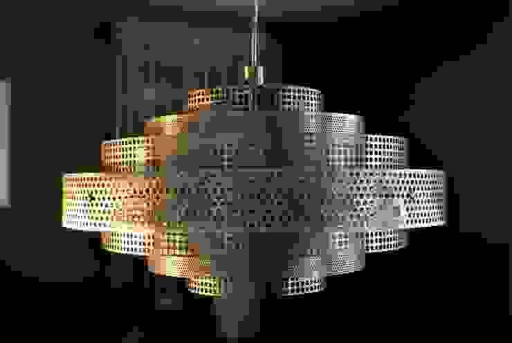 Shanghai od Archerlamps - Lighting & Furniture Nowoczesny