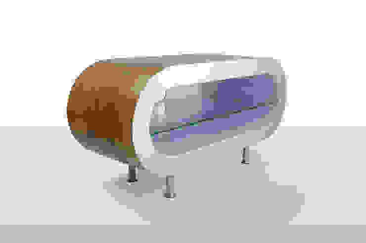 Zespoke Hoop Tv Stand: eclectic  by Zespoke Design, Eclectic