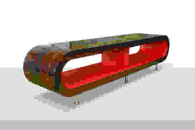 Zespoke Hoop Media Unit: modern  by Zespoke Design, Modern
