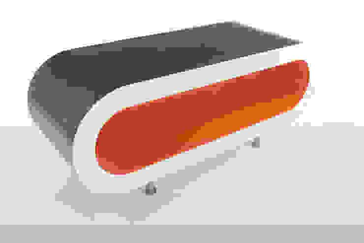 Zespoke Hoop Coffee Table: modern  by Zespoke Design, Modern