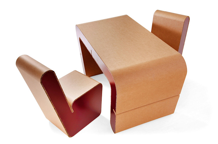 Snake Collection Origami Furniture Study/officeChairs