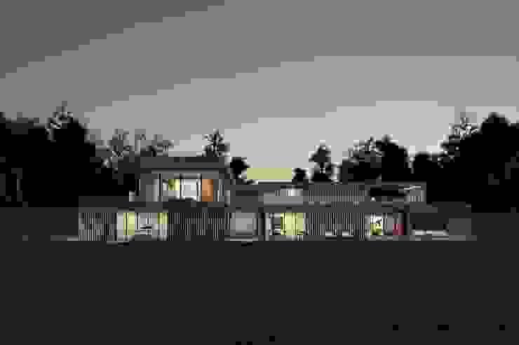 Easst.com Casas de estilo minimalista