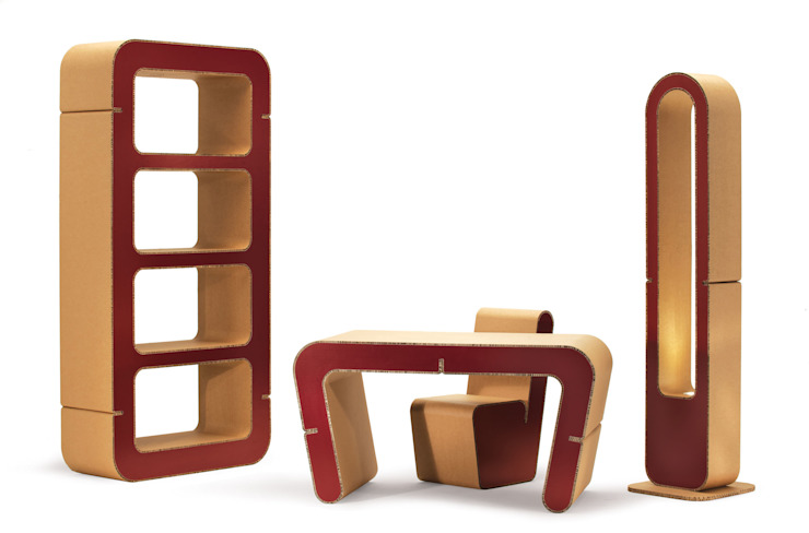 Snake Collection Origami Furniture Study/officeCupboards & shelving