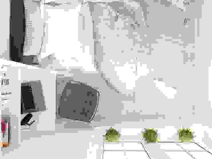 Piscinas de estilo minimalista de Сергей Харенко Minimalista