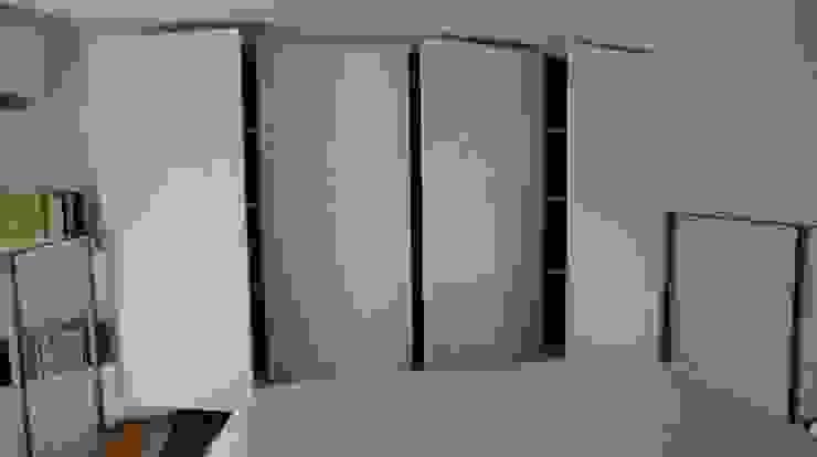Arch. Silvana Citterio Спальня в стиле лофт