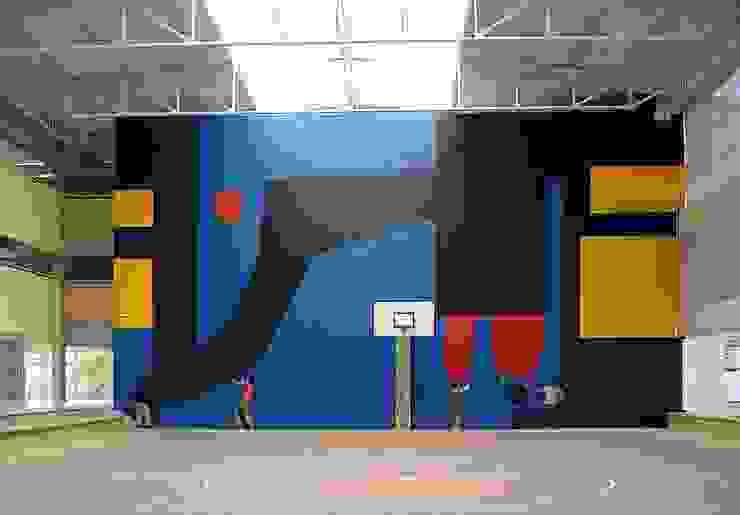 Escola Mario Covas - Itu por ODVO Arquitetura e Urbanismo Moderno