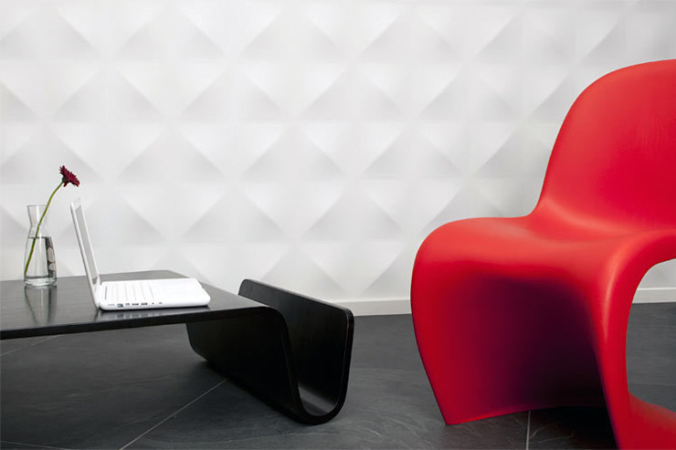 Paneles 3D Dunes de Paneles de Pared Moderno