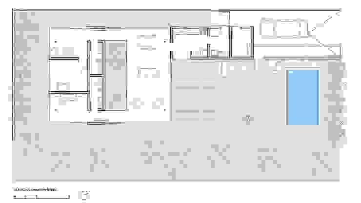 Casa Varanda por ODVO Arquitetura e Urbanismo