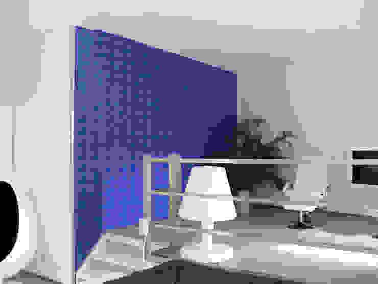 Panel de pared 3D Pads de Paneles de Pared Moderno