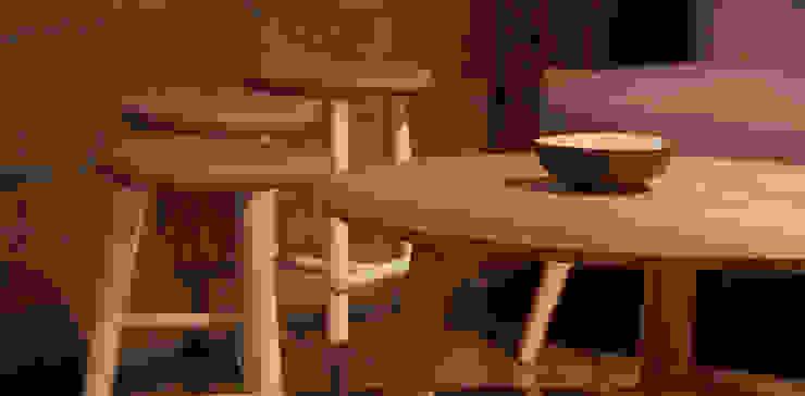 Zona de Espera Gastronomía de estilo mediterráneo de ALBERT SALVIA dissenyador d'interiors Mediterráneo