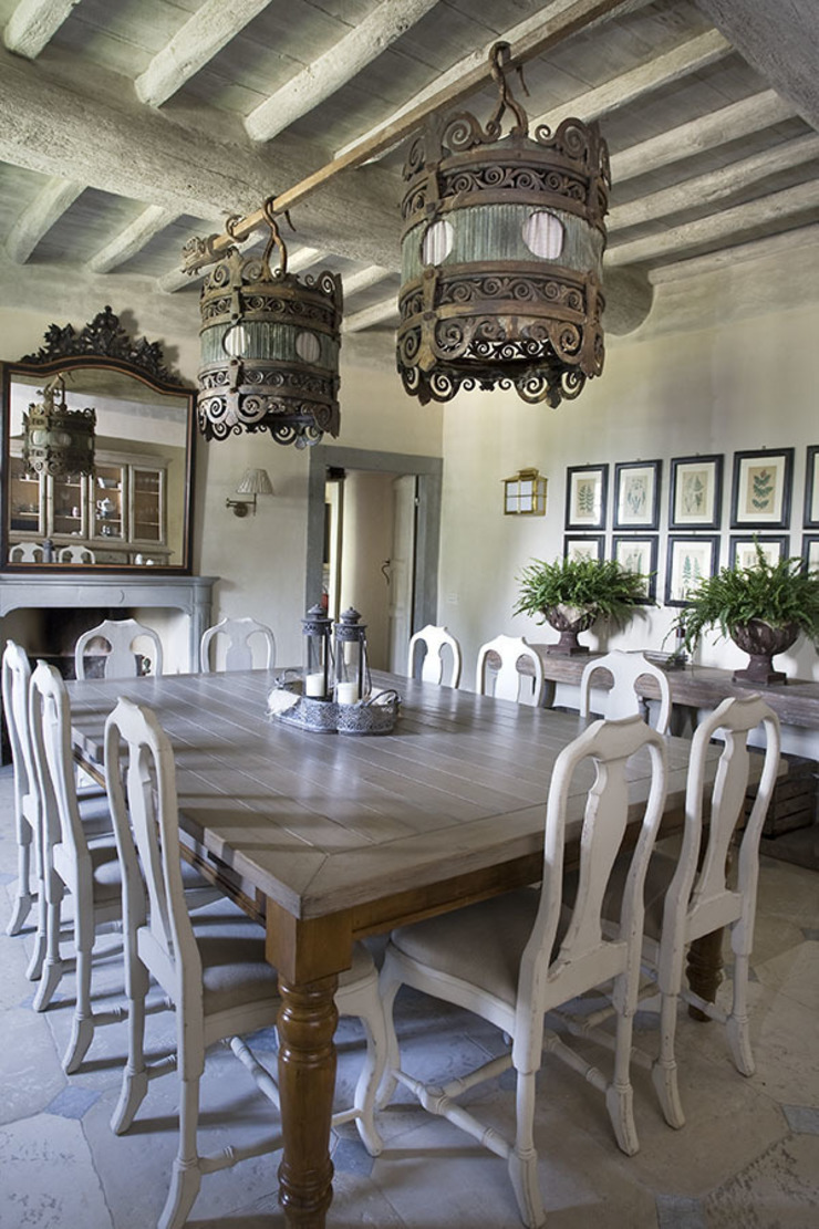 de Antonio Lionetti Home Design Rústico