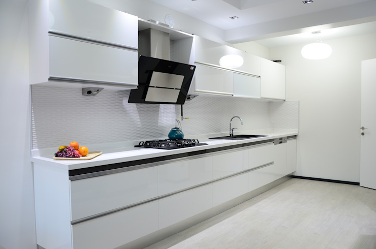 Arte FABBRO Modern kitchen