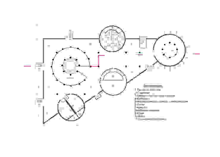 План второго этажа от Садовникова Наталья Евгеньевна