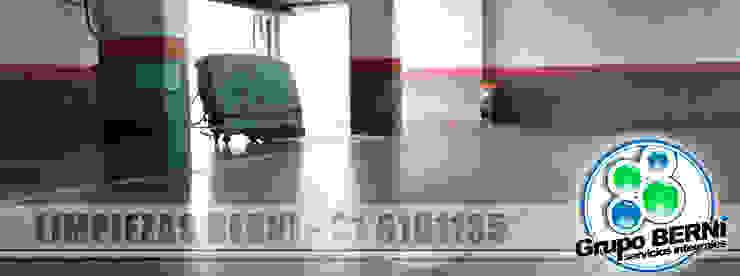Limpiezas Berni - Servicios integrales Hoteles de estilo moderno de Limpiezas Berni Moderno