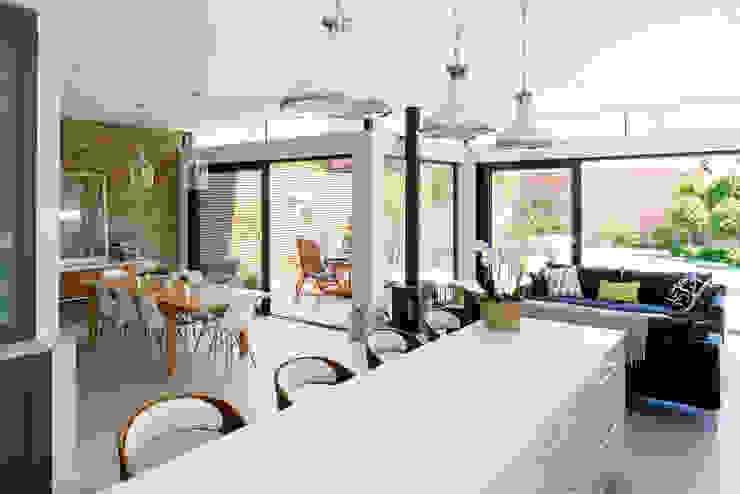 Broadgates Road SW18 BTL Property LTD Modern Kitchen