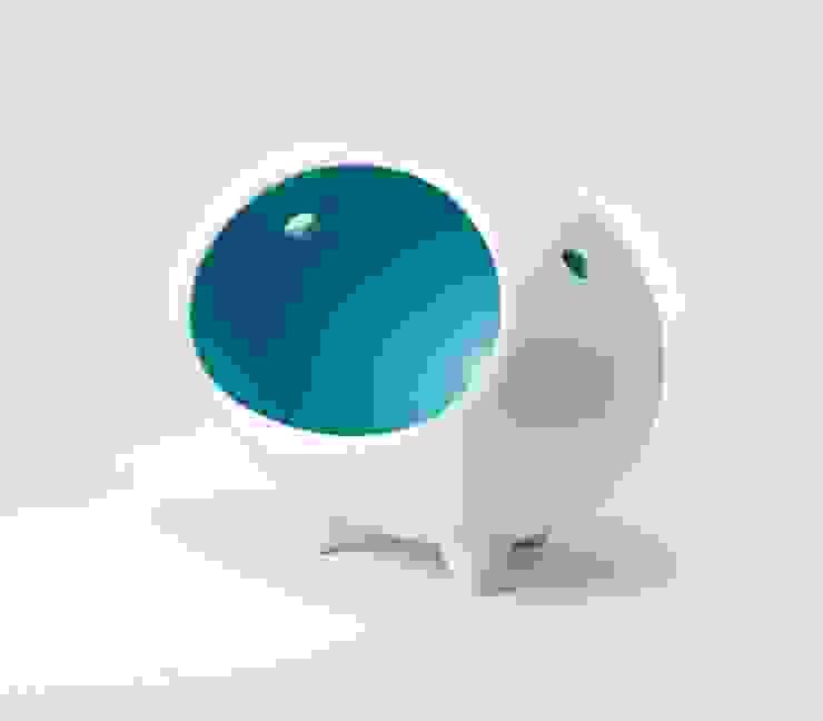 SoundDome _ Jade Blue: BUYRUS DESIGN의 현대 ,모던
